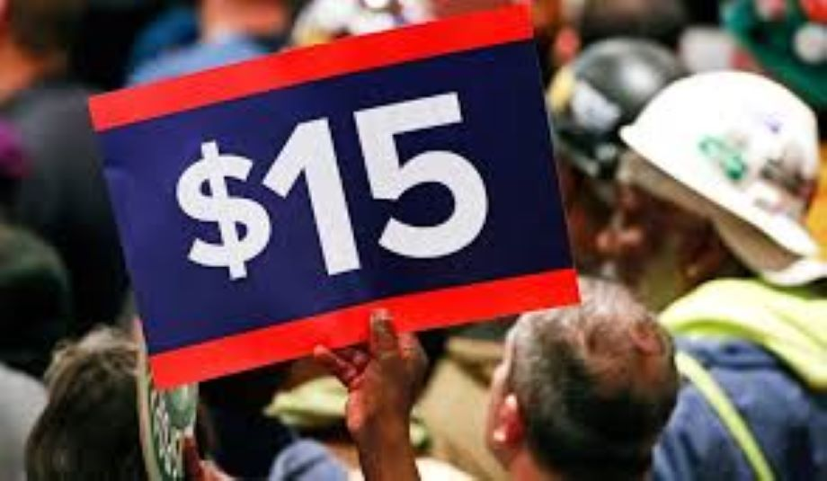 The $15 Minimum Wage
