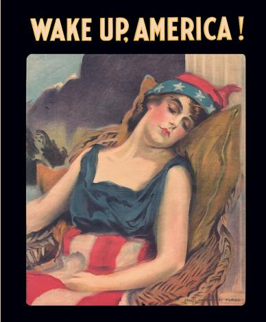 Wake Up, America!