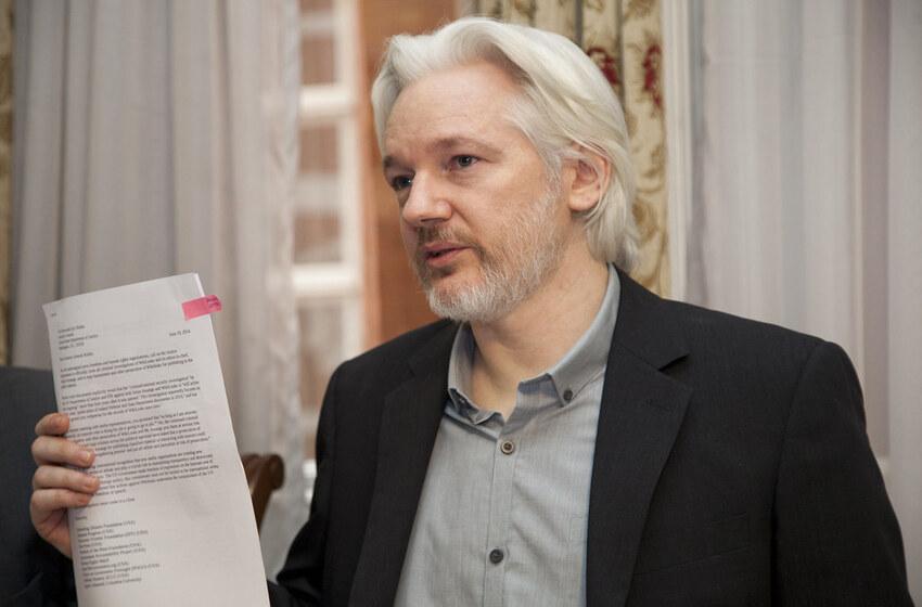 Julian Assange's health is so bad he 'could die in prison', say 60 doctors