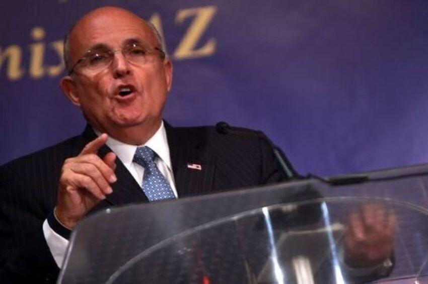 BOOM! Rudy Giuliani DESTROYS Schiff's First Witness GEORGE KENT