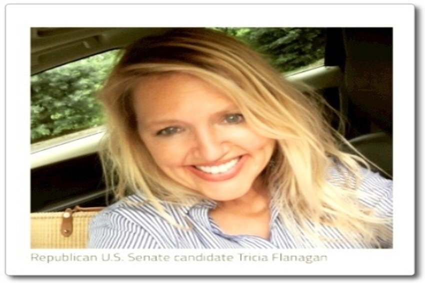 Tricia Flanagan for U.S. Senate
