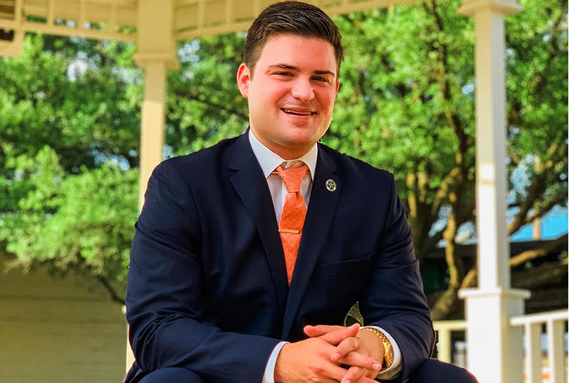 Youngest US Congressional Candidate in 100 Years