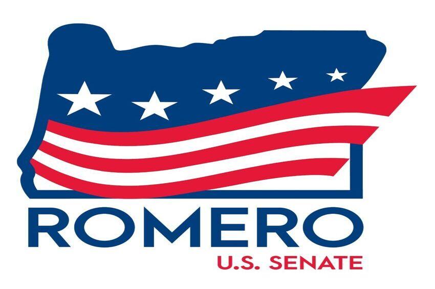 Paul J.  Romero  Republican  for US Senate, Oregon US Navy Veteran