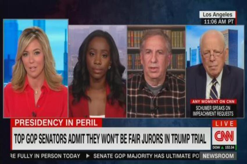 Liberal Loons: CNN Entertains WILD Conspiracy Theory About Impeachment
