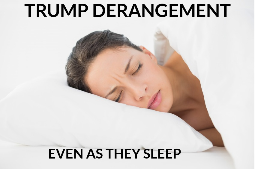 WORST OF THE DECADE: Trump Derangement Syndrome