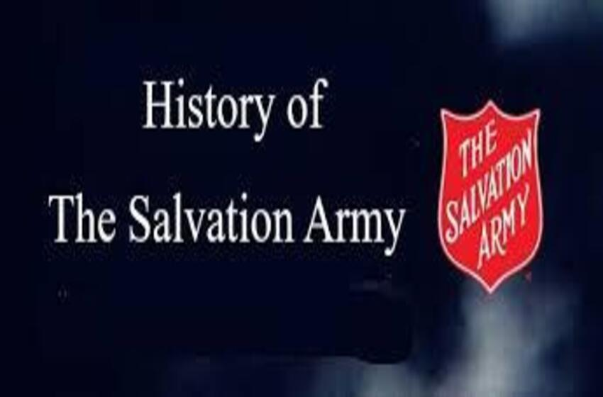 History of the Salvation Army