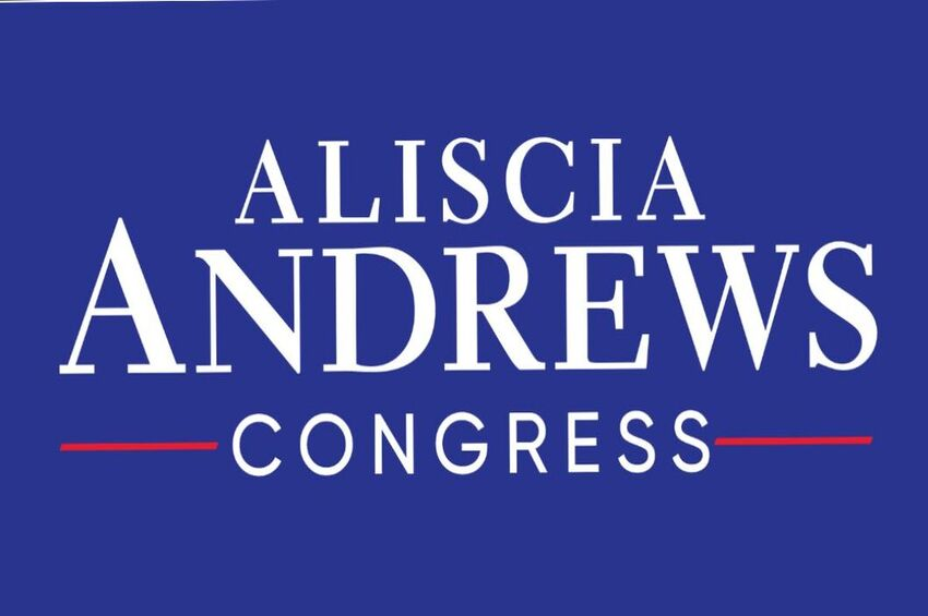Aliscia Andrews Candidate for Congress (R)