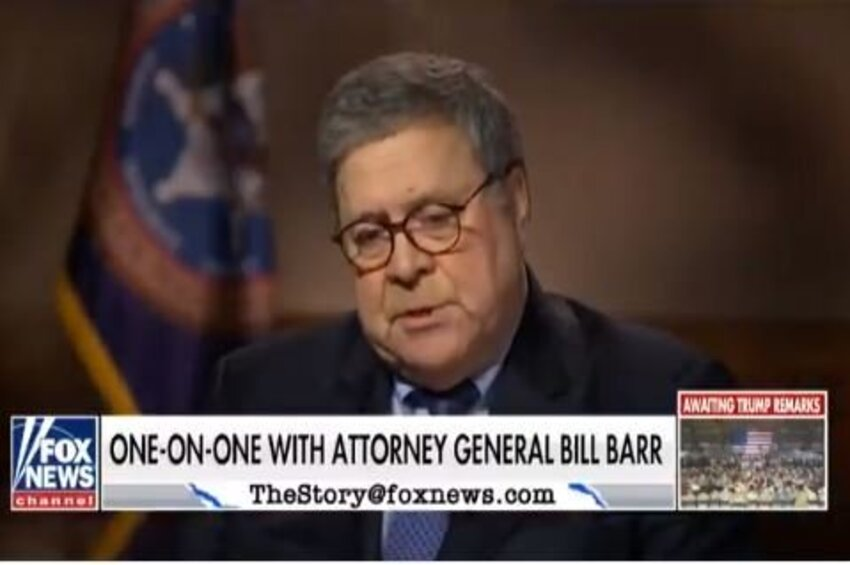 "HUGE! AG Bill Barr Calls Out George Soros For Subverting Legal System and Causing ""Increase in Violent Crime and More Victims"" Through Targeting District Attorney Races"