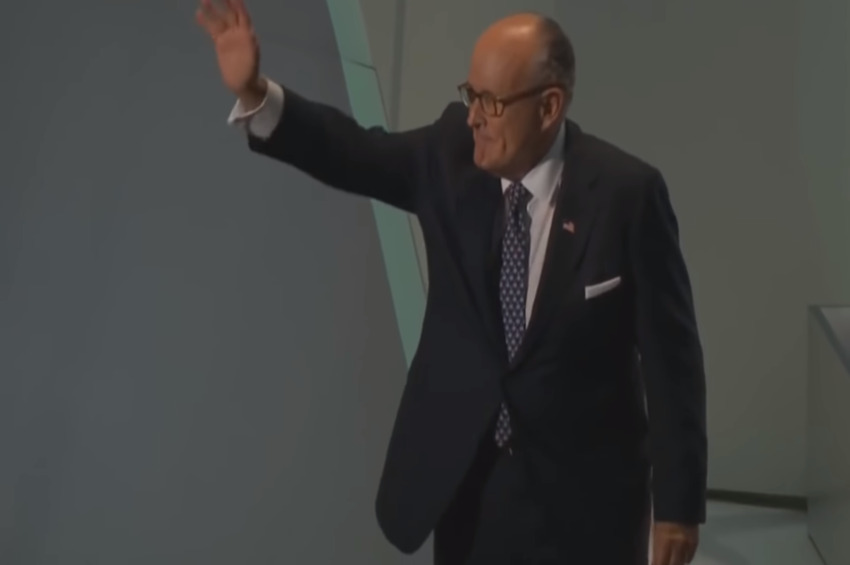 Rudy Giuliani says he was key player in Yovanovitch ouster, has proof of Dem impeachment a 'cover-up'