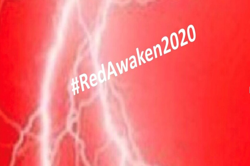 Who and What is RedAwaken2020 on Twitter