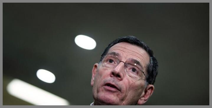 Barrasso: Dems May Try to Throw a Couple of Hail Mary Passes on Impeachment