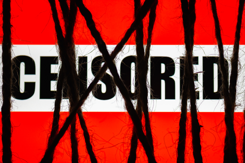 Censorship special report: social and news media