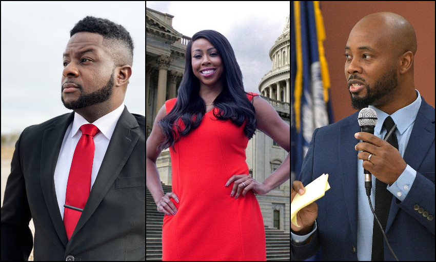 Democrats Worst Nightmare, Black Republican Candidates!