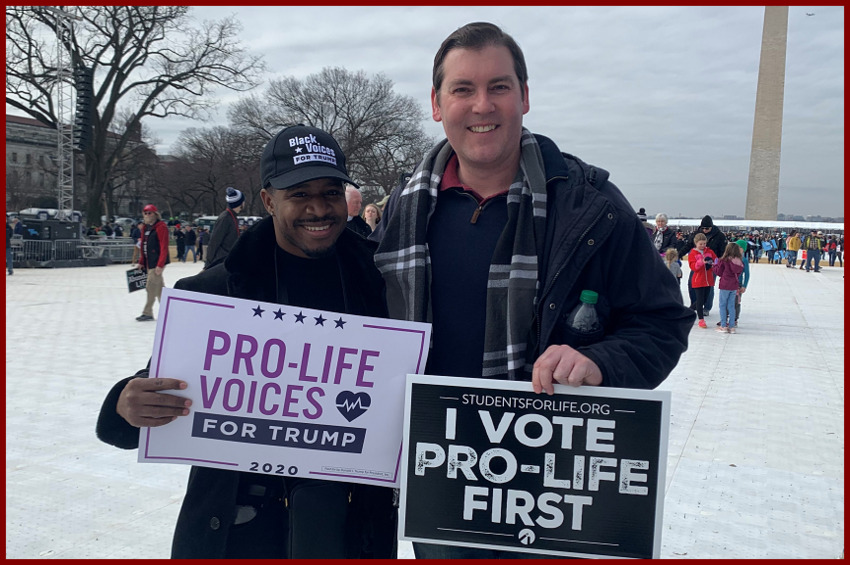 March for Life continues to gain support!