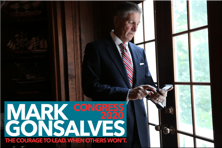 "Republican Businessman Mark Gonsalves Qualifies for Georgia's 7th Congressional District to ""Stop The Nonsense"" in DC"