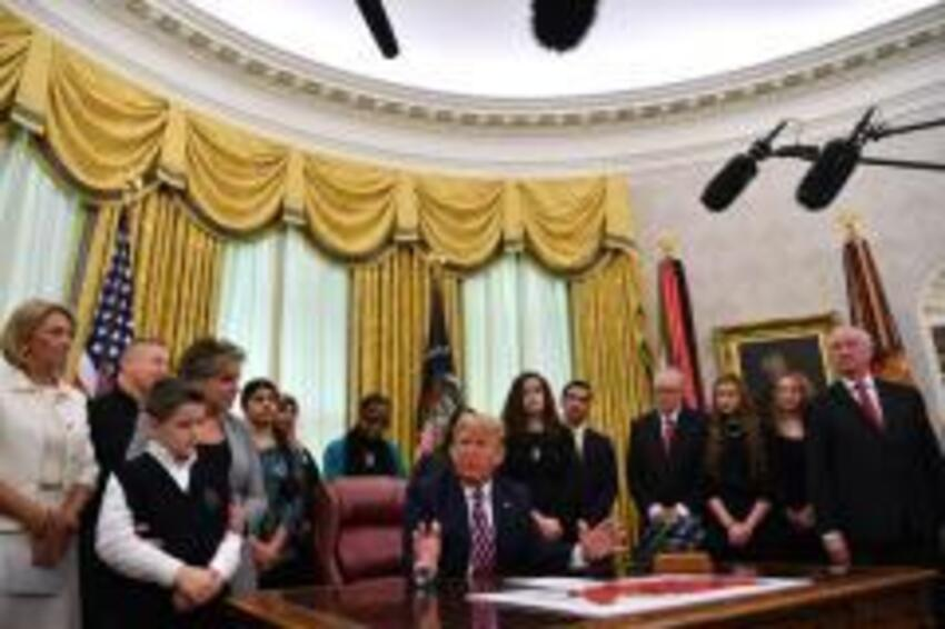 Trump Takes Steps to Protect the Right to Pray in Schools