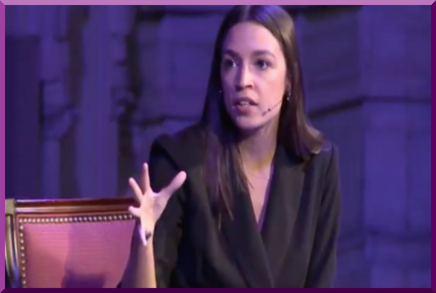 AOC Claims Virginia 2A Supporters Were 'Carrying Confederate Flags'