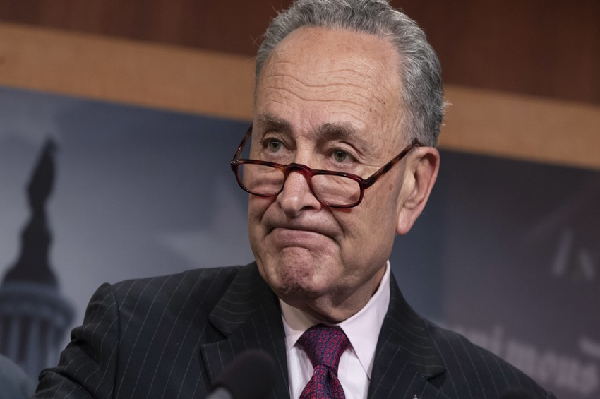 Schumer: 'Hard road' to win GOP support for impeachment trial witnesses