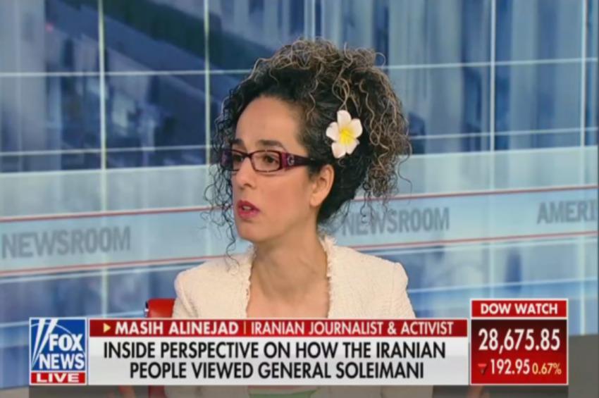 Iranian Journalist Begs U.S. Media: Don't Fall for Iranian Propaganda