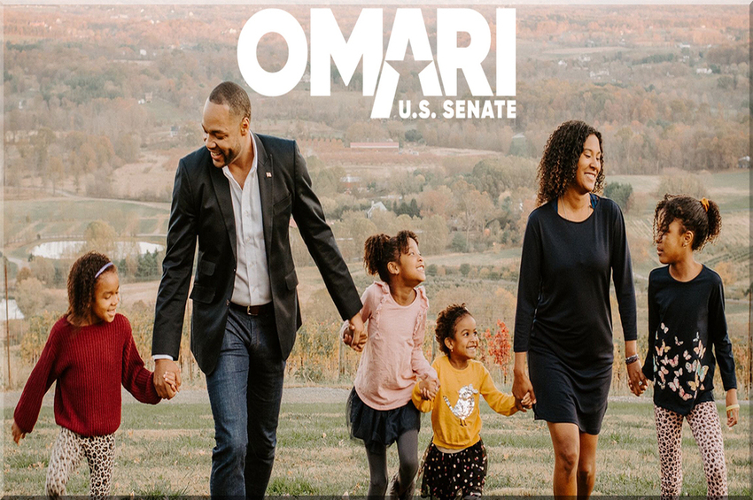 Candid Candidate Spotlight: Omari Faulkner (R) VA, U.S. Senate Race