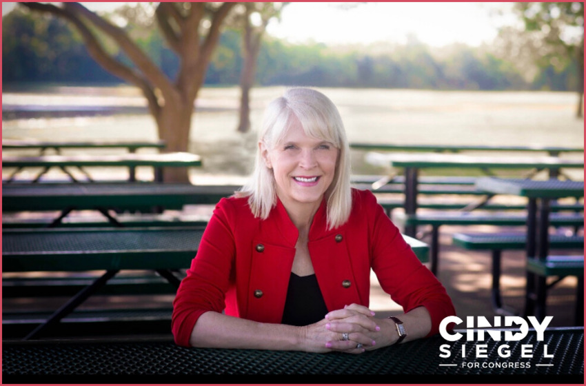 Cindy Siegel  (R) for Congress in Texas