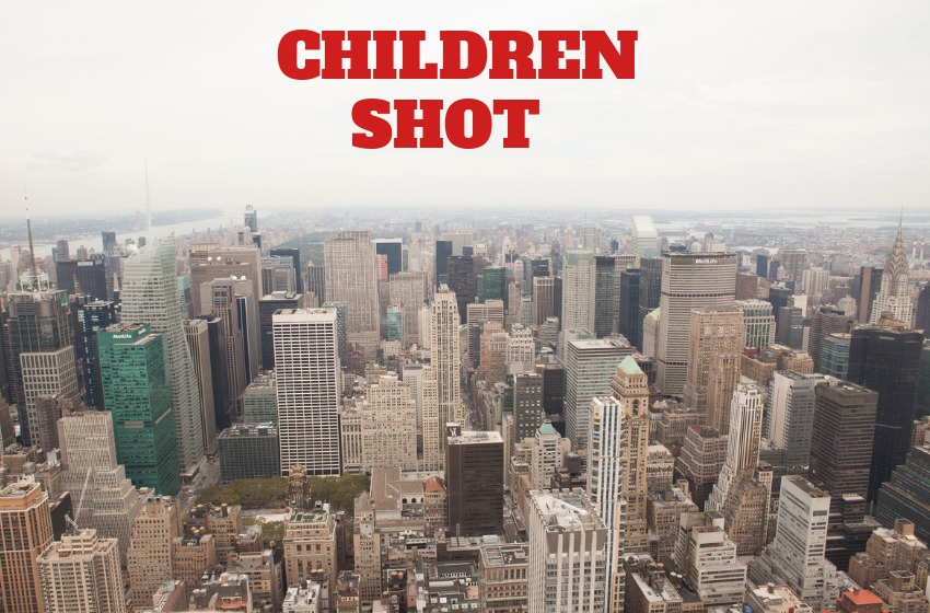 11 CHILDREN! Among 26 Shot in Chicago Weekend Shootings!