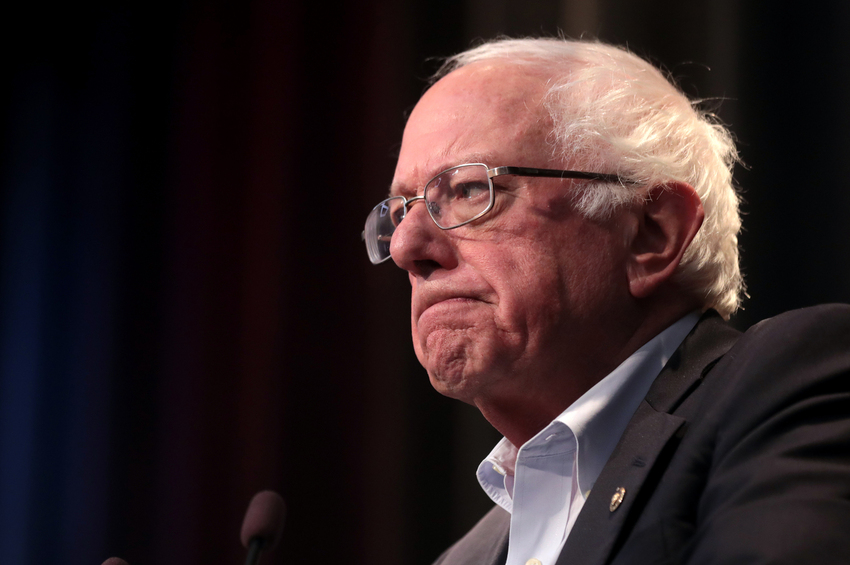 Bernie Sanders in 1972: 'I Don't Mind People … Calling Me a Communist'
