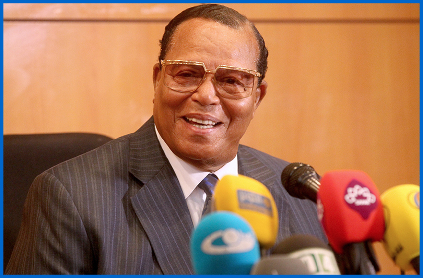 Farrakhan: 'Mr. Trump Killed My Brother, Qasem Soleimani,' Defends Iranian Terrorist General's Actions