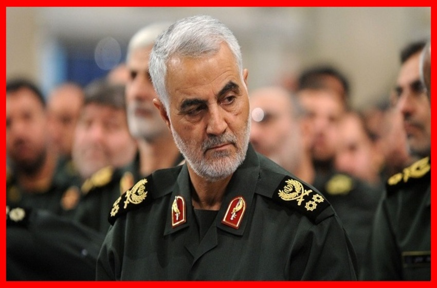 Soleimani was planning to take Americans hostage in Iraq embassy, broker sanctions relief