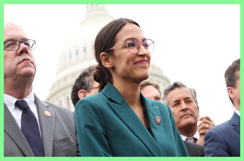 Ocasio-Cortez Endorses Group of Female Progressives
