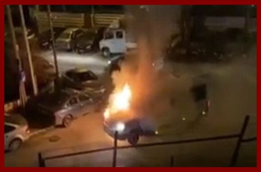 Israel: Muslims throw firebombs at minibus carrying Jews