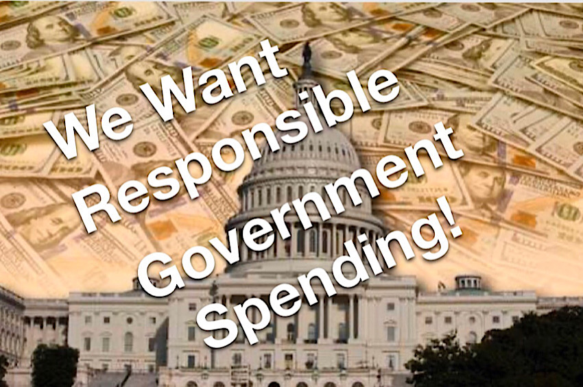 Demanding Responsible and Honest Taxpayer Spending