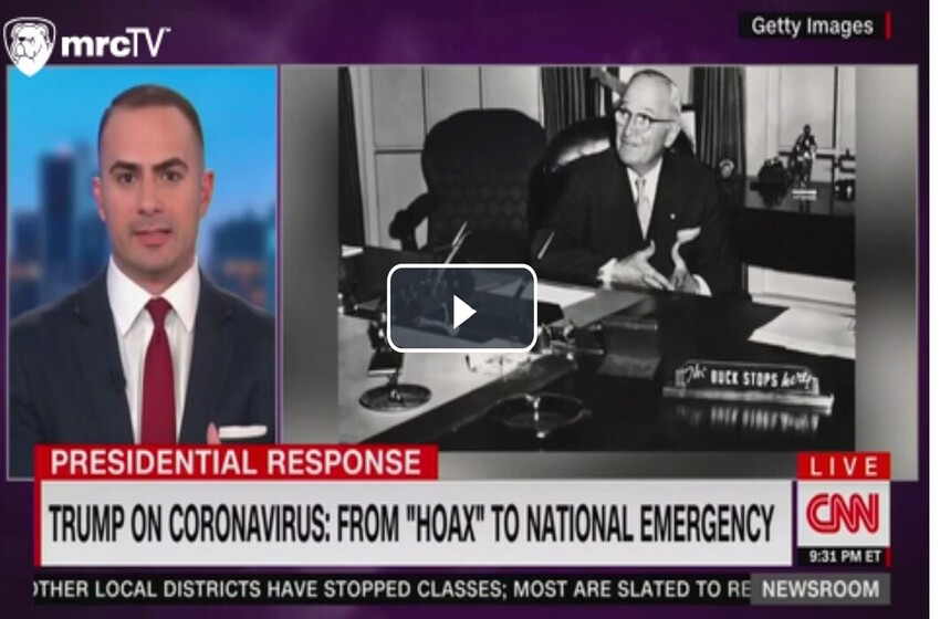 Arrogant CNN 'Hosts' Repeatedly LIE, Insist Trump Dubbed the Coronavirus a 'Hoax'