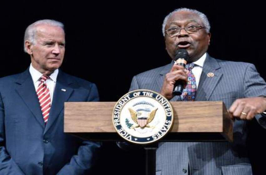 Dem Clyburn wants DNC to 'shut down' remaining primaries, debates to protect gaffe-machine Biden