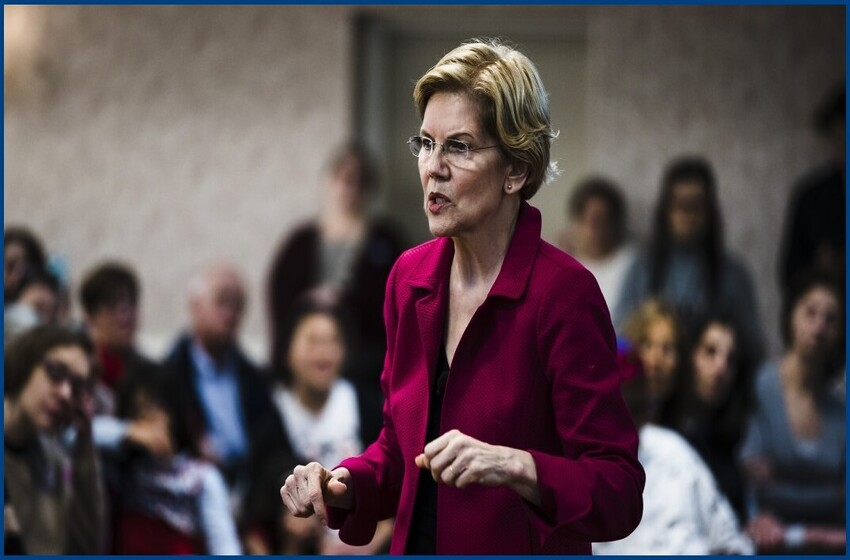 Massachusetts voters biggest losers after Warren drops out