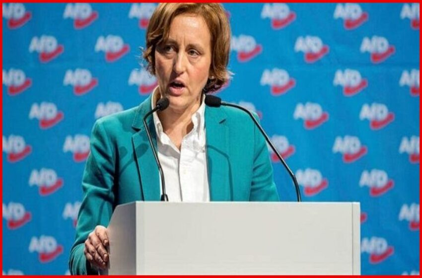 "Germany: AfD leader demands Turkey be thrown out of NATO for ""migrant aggression"""