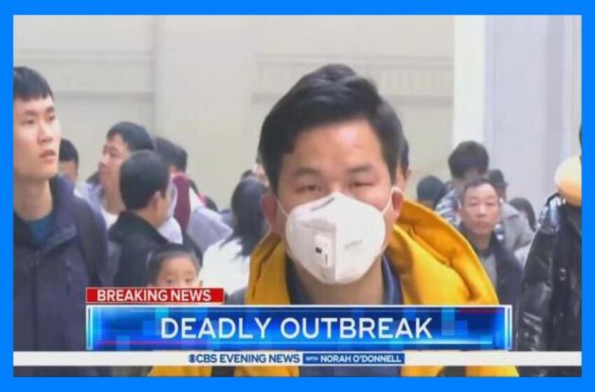 Study: China Escapes Scrutiny in TV's Coronavirus Coverage