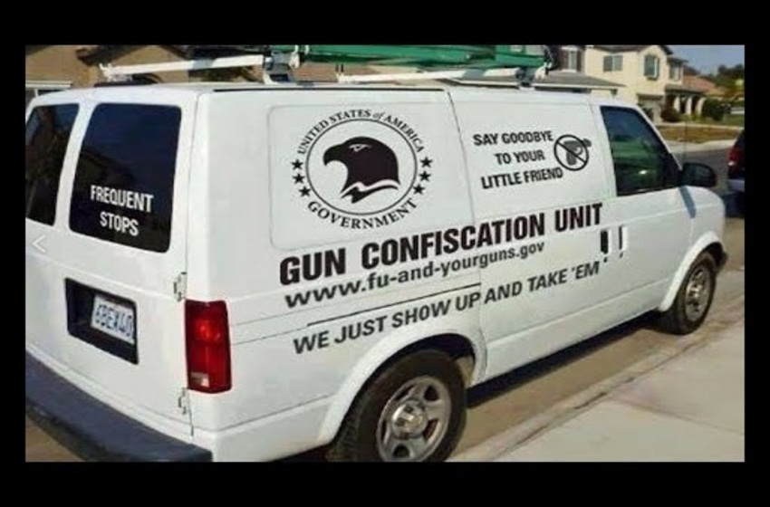 2A Under Fire In CA: Santa Clara Forms Gun Confiscation Team!