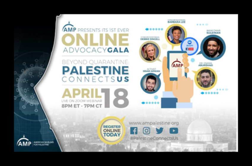 "Congresswomen to Speak at Anti-Israel Group's ""Online Gala"""