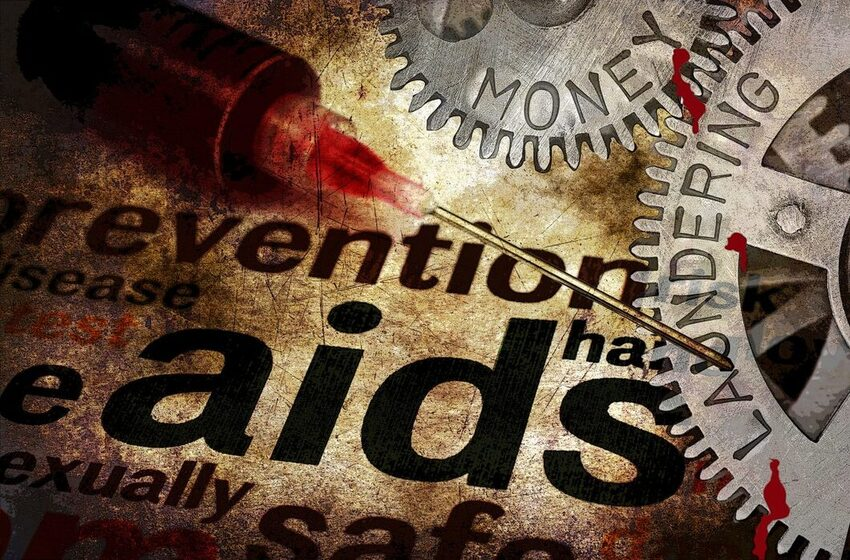 Is AIDS US $90B Taxpayer Dollars A Global Slush Fund? Chapter 1