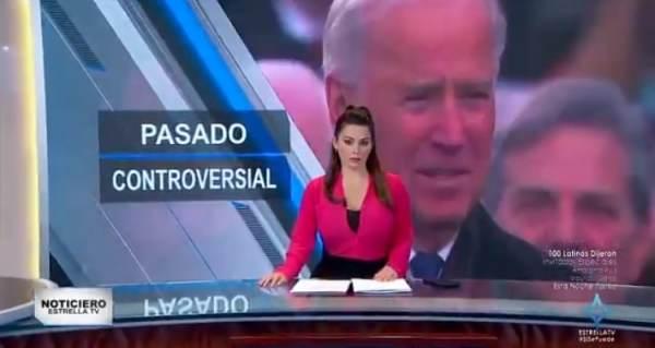Spanish-Language Media Hammers Joe Biden Over Tara Reade Sexual Assault Allegations (VIDEOS)