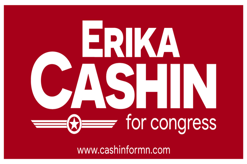 "Erika Cashin (R) for Congress  –  ""New Veteran Landscape"""