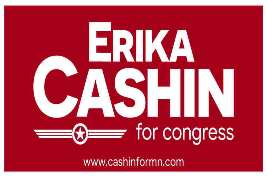 "Erika Cashin (R) for Congress  –  ""New Veteran Landscape"""