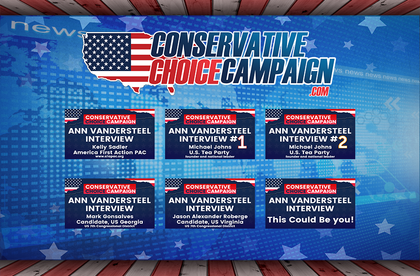 Conservative Choice Campaign is now on ROKU