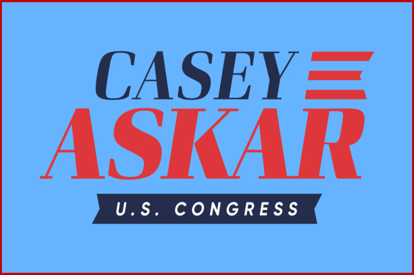 Casey Askar is a successful self-made businessman and U.S. Marine running to represent Southwest Florida in Congress.