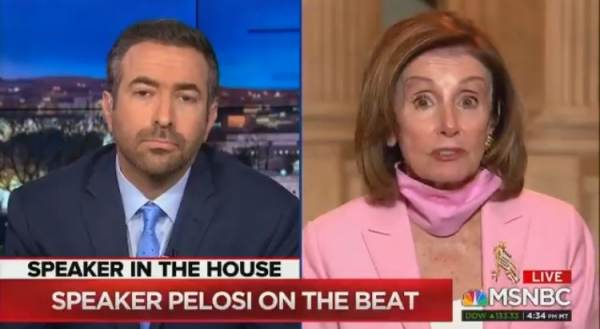 """I'm Not Going to Answer This Question Again"" – Pelosi Gets Testy When Asked About Tara Reade Sexual Assault Allegation Against Biden (VIDEO)"