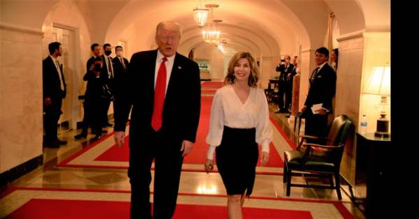 "President Trump Tells Sharyl Attkisson in Interview to Air Sunday: ""I have a chance to break the deep state"""
