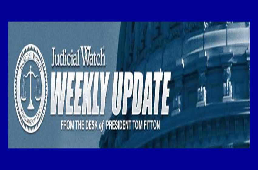 Judicial Watch Lawsuit Forces Release of Infamous FBI Memo Used to Launch Obama Administration's Spy Operation on President Trump's 2016 Campaign