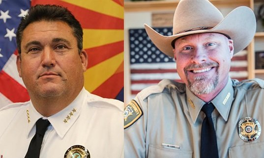 Two Arizona County Sheriffs Vow to Not Enforce Governor's Stay-At-Home Order, Say It Would Be a Violation of Their Oath