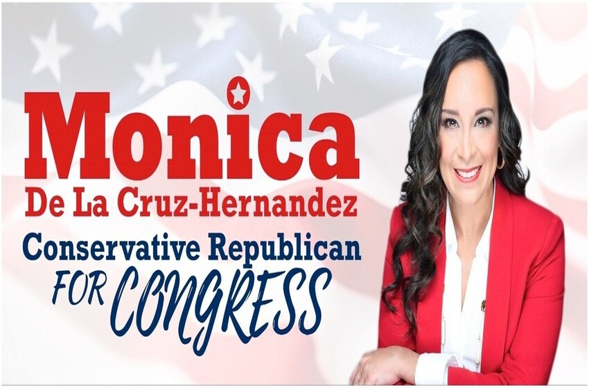Monica De La Cruz–Hernandez Earns Endorsement of Congressman Mike Conaway in July 14th Republican Primary Runoff